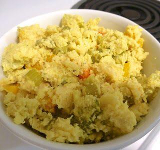 Coconut Fried Cauliflower Rice (SCD, GAPS, Paleo, Whole 30)