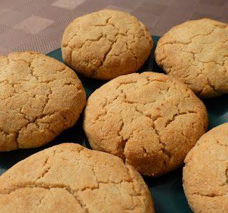 Honey Vanilla Scones (SCD, Paleo, Egg free, Dairy free)