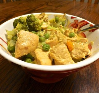 Mango Chicken Curry (SCD, Paleo, GAPS, Poultry)