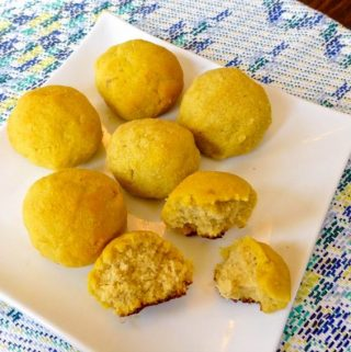 Toasted Pina Colada Bites: Guest Post (SCD, GAPS, Paleo)