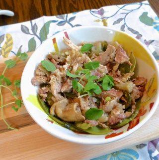 Spiced Slow Cooker Chicken with Cauliflower (Paleo, SCD, GAPS, Chicken)