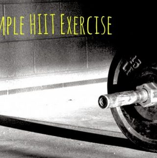 Pure and Simple HIIT Exercise (Paleo, Fitness)