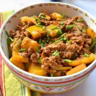Vegetable Packed Pork Chili (Paleo, SCD, GAPS)