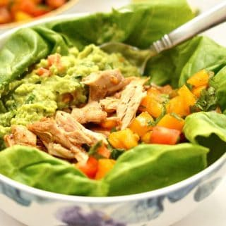 Burrito Bowl Date Night Recipe and Paleo Takeout Review (Gluten Free, Paleo)
