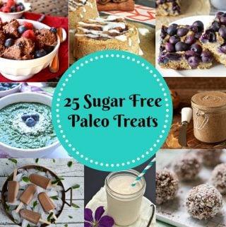 Recipe Wrap-up: Sugar Free Paleo Treats