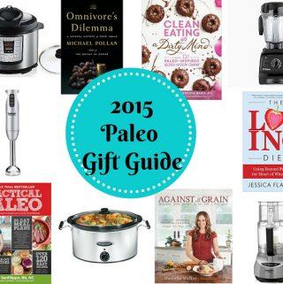 2015 Paleo Gift Guide