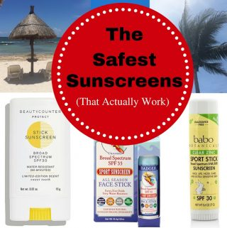 The Safest Sunscreens (That Actually Work)