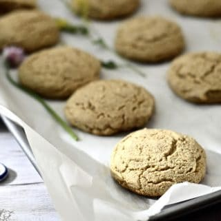 Plantain Cookies (Paleo, Gluten Free, AIP, Dairy Free, Egg Free, Nut Free)