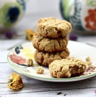 Paleo Ranger Cookies (Gluten free, Grain free, Dairy free, Egg free, SCD, GAPS, Low FODMAP)