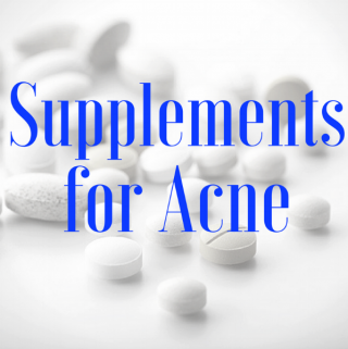 Supplements for Acne (Natural Acne Remedies)