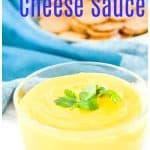 This Paleo Cheese Sauce is dairy free and is loaded with vegetables so it is a healthy alternative to traditional dairy products. This Vegan Cheese Sauce makes the perfect dip for nachos, fries, and raw vegetables. This vegan cheese sauce is nut free and uses nutritional yeast to give it an amazing cheese flavour. #vegan #paleo