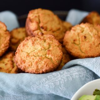 Paleo Cornbread Muffins (Grain Free, Gluten Free, Dairy Free)