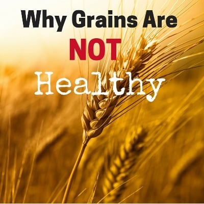 Why Grains Are Not Healthy