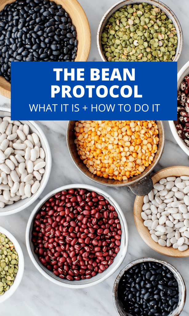 The bean protocol pinterest image