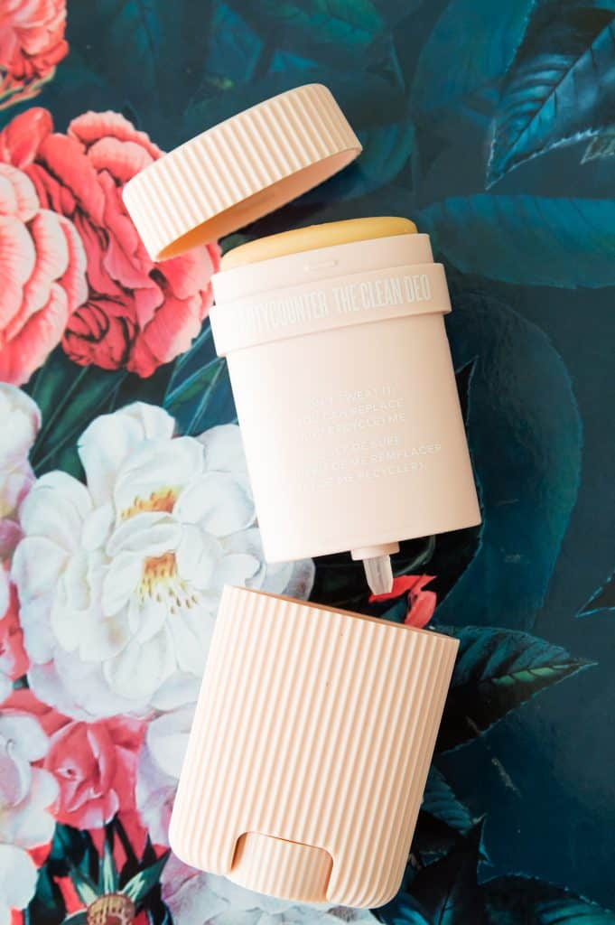 The Beautycounter deodorant refill and how to refill it