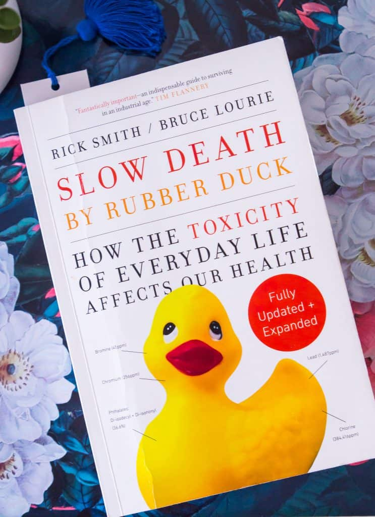 The book Slow Death by Rubber Duck cover
