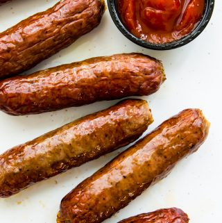 Air Fryer Italian Sausages recipe