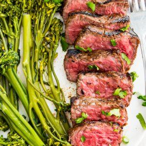 easy keto steak marinde recipe