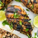 Grilled Mexican Chicken