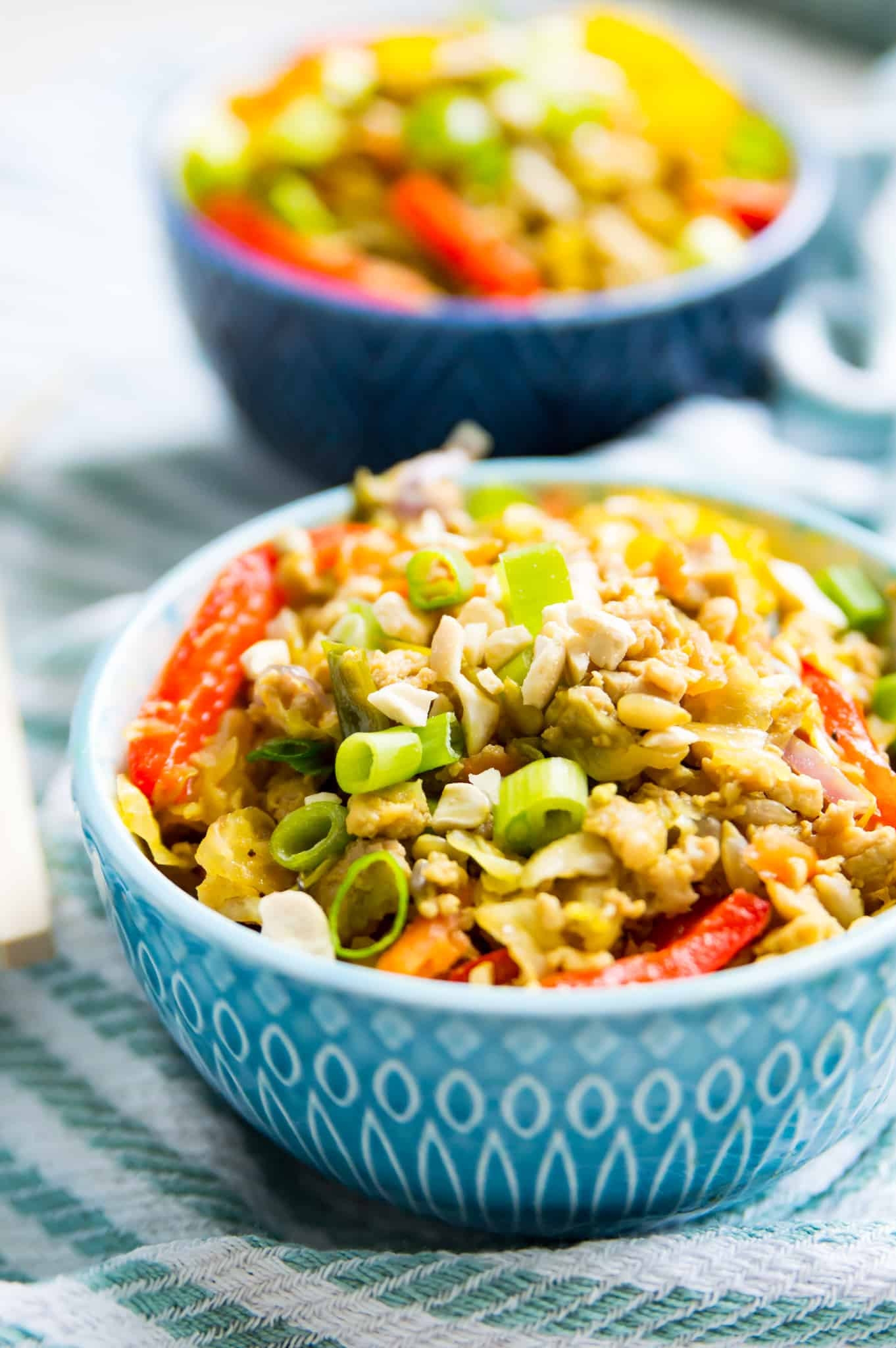 Healthy Egg Roll in a Bowl Recipe